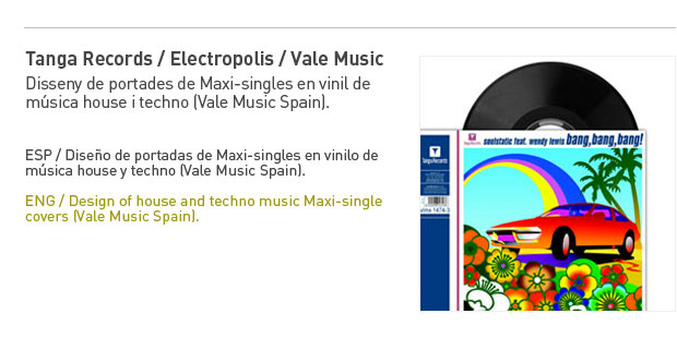 tanga records / vale music