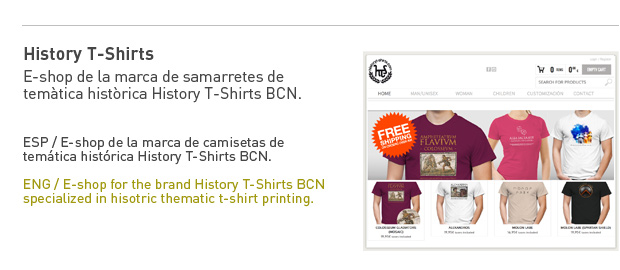 history t-shirts website